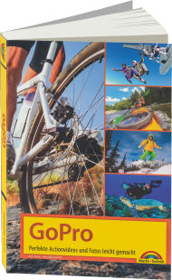 GoPro, ISBN: 978-3-945384-36-7, Best.Nr. MT-84367, erschienen 05/2015, € 19,95