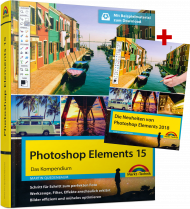 Photoshop Elements 15 / 2018 - Das Kompendium inkl. E-Book, ISBN: , Best.Nr. MT-9003, erschienen 06/2017, € 9,95