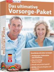 Das ultimative Vorsorgepaket (Download), Best.Nr. MTO-2633, erschienen 04/2020, € 14,99