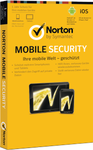 Norton Mobile Security 3.0, Best.Nr. NTB131, € 24,95