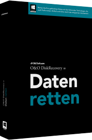 O&O DiskRecovery 10 Professional Edition, ESD, Best.Nr. OO-962, € 89,95