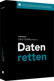 O&O DiskRecovery 11 Professional Edition, ESD, Best.Nr. OO-971, € 99,95
