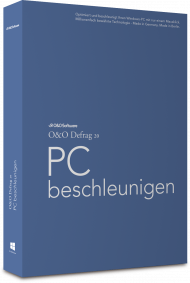O&O Defrag 20.5 Professional Edition, Family Paket ESD, Best.Nr. OO-978, € 47,95