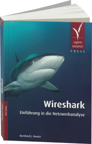 OP-124, Wireshark von Open Source Press, 149 S., EUR 19,90 (02/2015), 3-95539-124-8