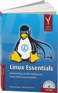 Linux Essentials, Best.Nr. OP-68, € 24,90