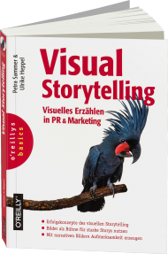 Visual Storytelling, ISBN: 978-3-96009-001-4, Best.Nr. OR-001, erschienen 11/2015, € 29,90