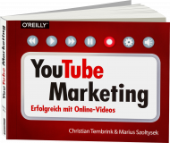 YouTube-Marketing, ISBN: 978-3-96009-032-8, Best.Nr. OR-032, erschienen 04/2017, € 26,90