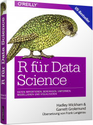 R für Data Science, ISBN: 978-3-96009-050-2, Best.Nr. OR-050, erschienen 01/2018, € 39,90