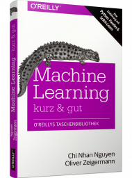 Machine Learning - kurz & gut, ISBN: 978-3-96009052-6, Best.Nr. OR-052, erschienen 05/2018, € 14,90