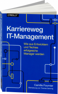 Karriereweg IT-Management, ISBN: 978-3-96009-064-9, Best.Nr. OR-064, erschienen 01/2018, € 32,90