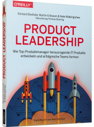 Product Leadership, ISBN: 978-3-96009-068-7, Best.Nr. OR-068, erschienen 06/2018, € 32,90