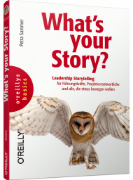 What's your Story?, ISBN: 978-3-96009-083-0, Best.Nr. OR-083, erschienen 05/2019, € 24,90