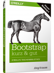 Bootstrap kurz & gut, ISBN: 978-3-96009-087-8, Best.Nr. OR-087, erschienen 08/2018, € 14,90