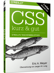 CSS - kurz & gut, ISBN: 978-3-96009-091-5, Best.Nr. OR-0915, erschienen 12/2018, € 14,90