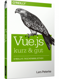 Vue.js - kurz & gut, ISBN: 978-3-96009-092-2, Best.Nr. OR-092, erschienen 02/2019, € 14,90