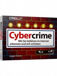 Cybercrime, ISBN: 978-3-96009-109-7, Best.Nr. OR-109, erschienen 10/2019, € 19,90