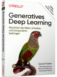 Generatives Deep Learning, ISBN: 978-3-96009-128-8, Best.Nr. OR-128, erschienen 03/2020, € 39,90