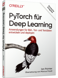 PyTorch für Deep Learning, ISBN: 978-3-96009-134-9, Best.Nr. OR-134, erschienen 09/2020, € 34,90