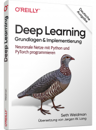 Deep Learning - Grundlagen und Implementierung, ISBN: 978-3-96009-136-3, Best.Nr. OR-136, erschienen 06/2020, € 32,90