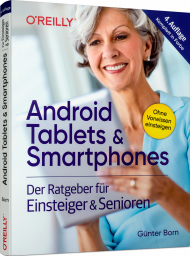 Android Tablets & Smartphones, ISBN: 978-3-96009-143-1, Best.Nr. OR-143, erschienen 07/2020, € 19,90