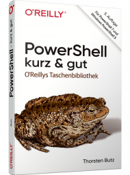 PowerShell - kurz & gut, ISBN: 978-3-96009-145-5, Best.Nr. OR-145, erschienen 02/2021, € 14,90