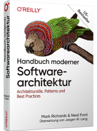 Handbuch moderner Softwarearchitektur, ISBN: 978-3-96009-149-3, Best.Nr. OR-149, erschienen 01/2021, € 42,90