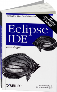 Eclipse IDE - kurz & gut, ISBN: 978-3-95561-153-8, Best.Nr. OR-1538, erschienen 07/2013, € 12,90