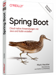 Spring Boot, ISBN: 978-3-96009-176-9, Best.Nr. OR-176, € 36,90