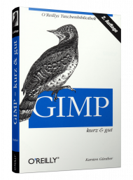GIMP - kurz & gut, Best.Nr. OR-370, € 12,90