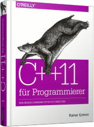 C++11 f�r Programmierer, Best.Nr. OR-391, € 39,90