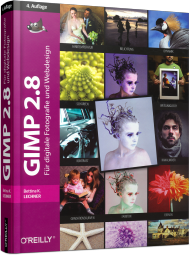 GIMP 2.8, ISBN: 978-3-95561-475-1, Best.Nr. OR-4751, erschienen 05/2014, € 39,90