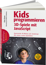 Kids programmieren 3D-Spiele mit JavaScript, Best.Nr. OR-496, € 27,90