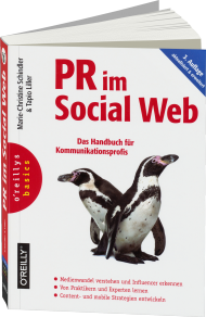 PR im Social Web, ISBN: 978-3-95561-626-7, Best.Nr. OR-626, erschienen 05/2014, € 29,90