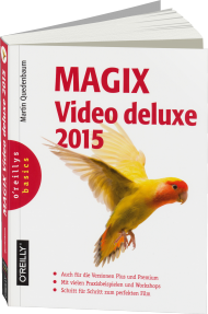 MAGIX Video deluxe 2015, Best.Nr. OR-686, € 29,90