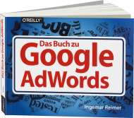 Das Buch zu Google Adwords, Best.Nr. OR-704, € 19,90