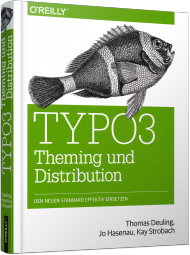TYPO3 Theming und Distribution, ISBN: 978-3-95561-710-3, Best.Nr. OR-710, erschienen 04/2015, € 39,90