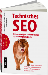 Technisches SEO, ISBN: 978-3-95561-716-5, Best.Nr. OR-716, erschienen 03/2015, € 29,90