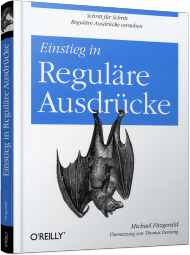 Einstieg in Regul�re Ausdr�cke, Best.Nr. OR-940, € 19,90