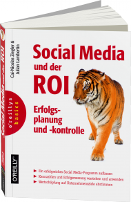 Social Media und der ROI, ISBN: 978-3-86899-986-0, Best.Nr. OR-986, erschienen 01/2014, € 34,90