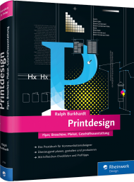 Printdesign, ISBN: 978-3-8362-2796-4, Best.Nr. RW-2796, erschienen 10/2015, € 39,90