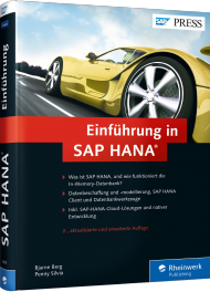 Einf�hrung in SAP HANA, Best.Nr. RW-3459, € 69,90