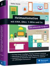 Heimautomation mit KNX, DALI, 1-Wire und Co., Best.Nr. RW-3461, € 49,90