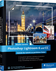 Photoshop Lightroom 6 und CC, Best.Nr. RW-3494, € 39,90