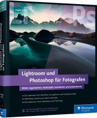 Lightroom und Photoshop f�r Fotografen, Best.Nr. RW-3770, € 39,90