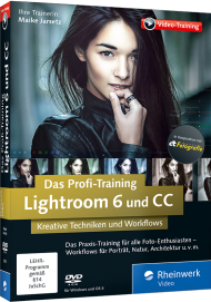 Lightroom 6 und CC - Das Profi-Videotraining, Best.Nr. RW-3870, € 35,95