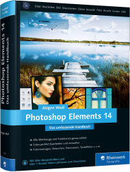 Photoshop Elements 14 - Das umfassende Handbuch, Best.Nr. RW-3874, € 39,90