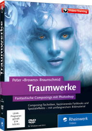 Traumwerke (Videotraining), ISBN: 978-3-8362-3885-4, Best.Nr. RW-3885, erschienen 01/2016, € 35,95