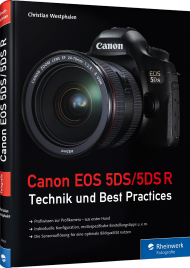 Canon EOS 5DS/5DS R - Technik und Best Practices, ISBN: 978-3-8362-3953-0, Best.Nr. RW-3953, erschienen 02/2016, € 39,90