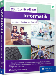 Fit fürs Studium - Informatik, ISBN: 978-3-8362-4406-0, Best.Nr. RW-4406, erschienen 06/2017, € 24,90