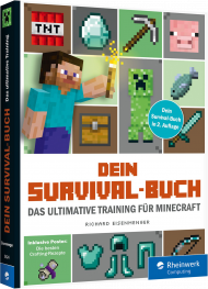 Minecraft - Dein Survival-Guide, Best.Nr. RW-5624, € 19,90